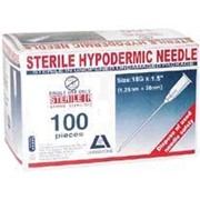 Livingstone Sterile Needles