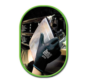 Nitrile Glove | Zorb-IT Black Lite 4540