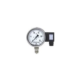 Intelligent Pressure Gauge
