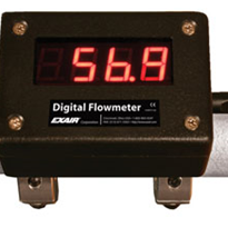 EXAIR Digital Flow Meter