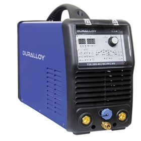 Welding Machine|TIG 200 DC PULSE PFC MV