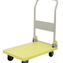NEW - Prestar P Series Plastic Platform Trolleys