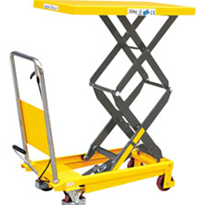 Scissorlifts - Manual & Electric