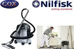 Nilfisk IVB Hazardous Dust Vacuum Cleaner