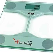 A&D Wellbeing Weighing Scale