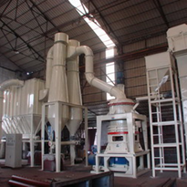 Micro Powder Roller Grinding Mill