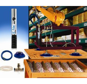 Vacuum Generators for Lifting, Clamping & Placement
