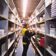 Small Parts Storage | Shelving System - Steel Shelving