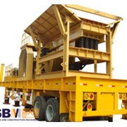 Mobile Crushing, Portable Crushing Plant YG938E69