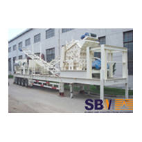 Portable Crusher, Portable Crushing Plant
