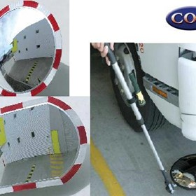 Convex Safety Mirrors - Inspection Mirror