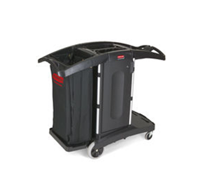 Industrial Trolleys | Housekeeping Trolley | Rubbermaid - 9T76