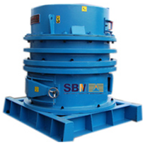 Coarse Powder Mill, SBM MSB
