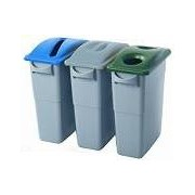 Waste Bins | Rubbermaid - Slim Jim