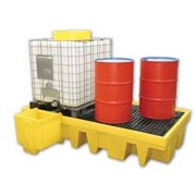 Spill Containment Pallets & Kit