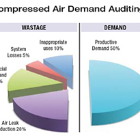 Airnergy Analysis - Demand-side air audit for carbon conscious industry