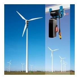 DC-Wind chain hoist