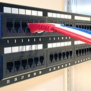 Patch Panels | Cat5 & Cat6