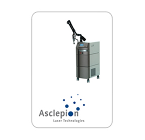 MCL30 Erbium:YAG laser with Fractional Handpiece From Asclepion