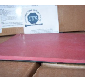 HI - TEC red40 - Wear Protection Rubber