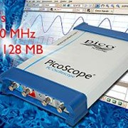 PicoScope World's Fastest USB Oscilloscope