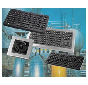 Intrinsically Safe Keyboards
