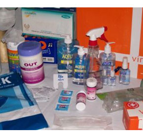 Pandemic Preparedness Items