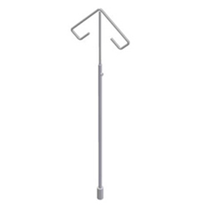 Adjustable IV Pole