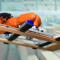 FXC-DG Vacuum Gripper For Handling Planks & Doors by Millsom Materials Handling