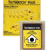 ShockWatch Tilt Sensors