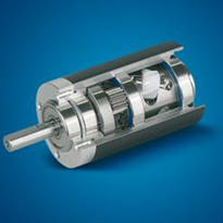 Coaxial Drive KD 32 - Silent & Powerful for DC motors