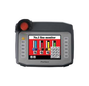 Hand-held Graphic operator interfaces - AGP3000H series.