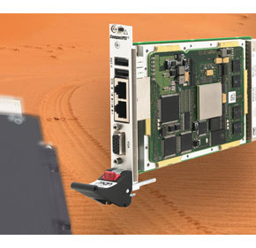 3U CompactPCI® SBC with MPC8548 for Extreme Environments | MEN