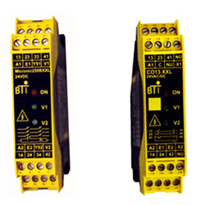 Emergency Stop, Mechanical Switch and Interlock Device Control Modules