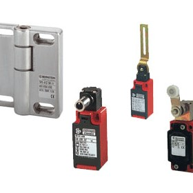 Hinged Guard Safety Switches