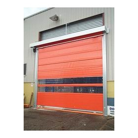 Rapid High Speed Auto Roll Door Series 4000