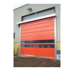 Rapid Auto Roll Door Series 4000