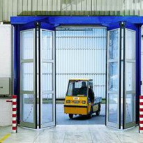 High Speed Folding Swing Door | Efaflex