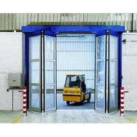 High Speed Folding Door | Efaflex