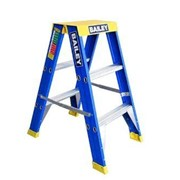 Fibreglass Double Sided Ladders (3-Step)
