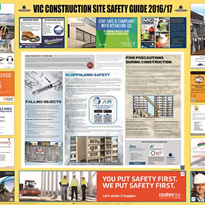 VIC Construction Site Safety Guide 2016/17