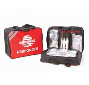 Responder Kit First Aid Burn and Trauma Kit | Burnshield | Bandages