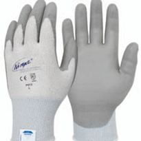 Cut Resistant Gloves - Ninja Silver