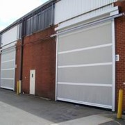 High Speed Screen Roll Door