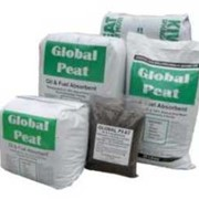 100% Organic Global Peat Oil & Fuel Floor Sweep Absorbent