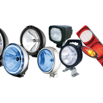 Britax HID Driving Lights and Lamps