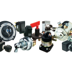 Cole Hersee Solenoids Circuit Breakers and Switches for Automotive Industries