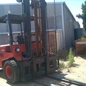7 Ton Used Forklift