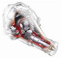 Differential Gear & Propellor Shaft Components | NSK