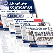 Fall Protection Poster Range